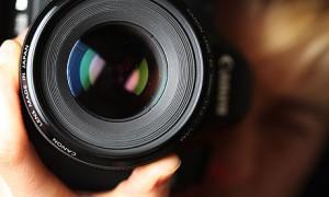 Fotoaparato objektyvas