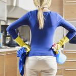 Kaip išlaikyti švarą virtuvėje