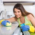 Kaip efektyviai valyti namus